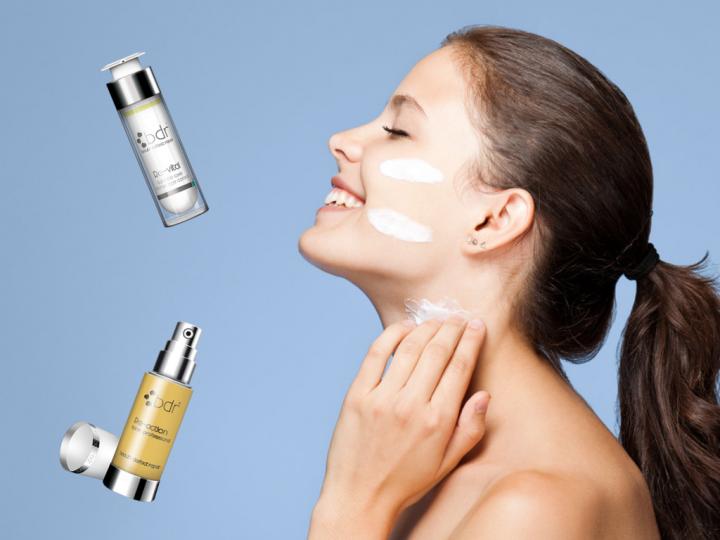Regenerar tu piel para la rentrée es posible con BDR: Re-Action Tonic y Re-Vital