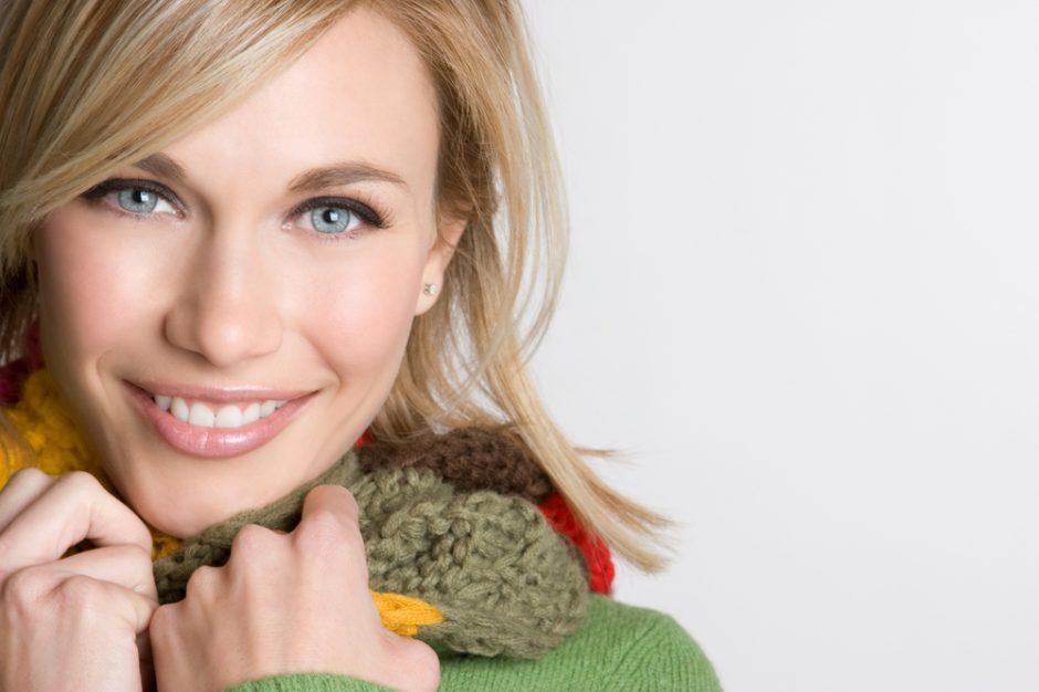 Esta es la rutina facial que te ayudará a combatir el frío