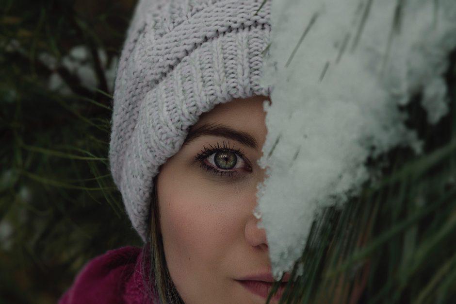 ¿Cómo cuido mi piel sensible durante la ola de frío?