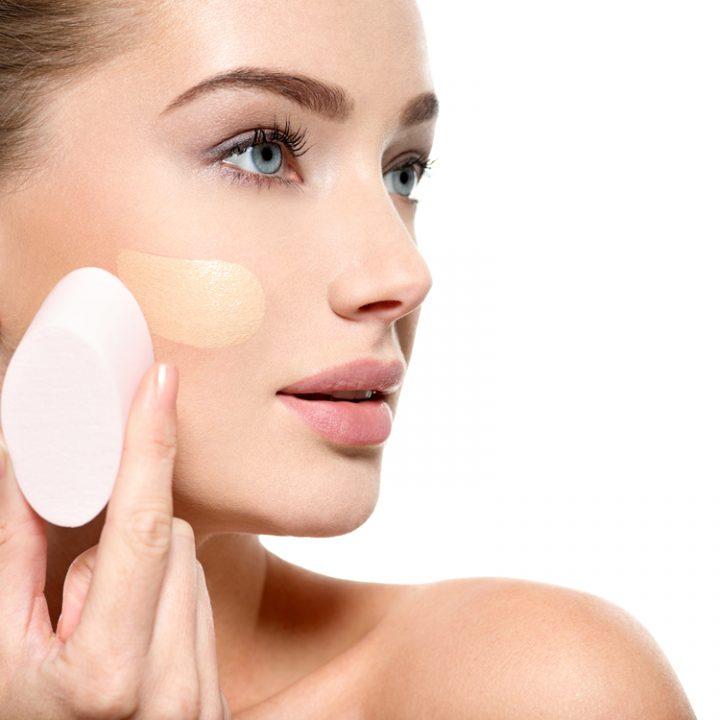 Algunos errores que solemos cometer con nuestra base de maquillaje